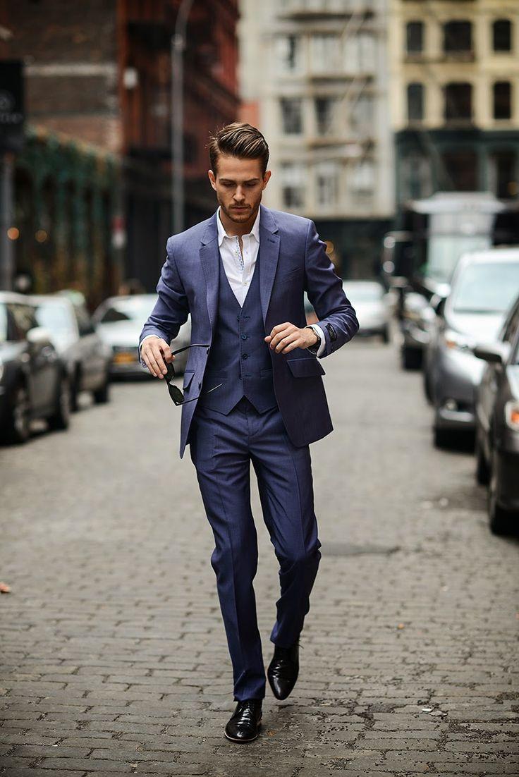 【FASHION】ビジネスマンの為の、スーツに合うおすすめの最旬ヘアスタイルカタログ